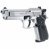 Umarex Beretta M92 FS Polished Chrome