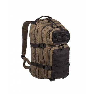 Mil-Tec US Assault 20L Backpack SM - Ranger Green / Black