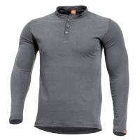 Pentagon Romeo Henley Shirt - Wolf Grey