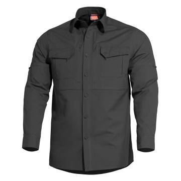 Pentagon Plato Tactical Long Shirt - Black