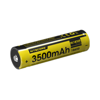 Nitecore Battery 18650 Micro USB - 3500mAh