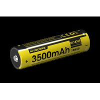 Nitecore Battery 18650 Micro USB - 3500mAh