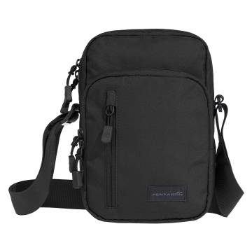 Pentagon Kleos Messenger Bag - Black
