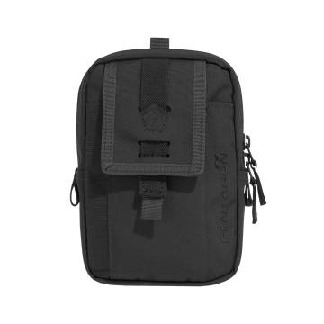 Pentagon Axon Small Admin Pouch - Black