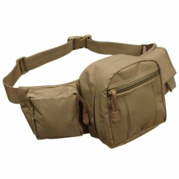 Condor Fanny Pack - Coyote Tan