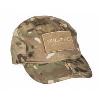 Mil-Tec Foldable BB Cap - Multicam