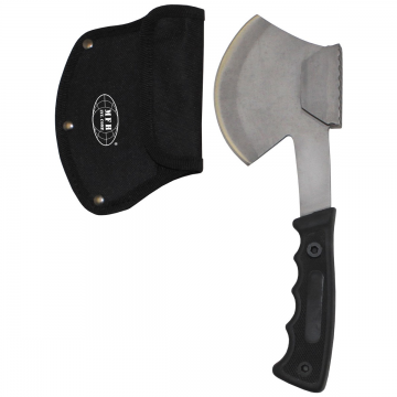 MFH Axe Hammer w/ Rubber Handle - Pouch