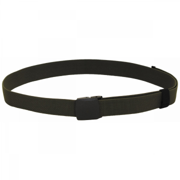 MFH Tactical Elastic Belt 3,7cm - Olive