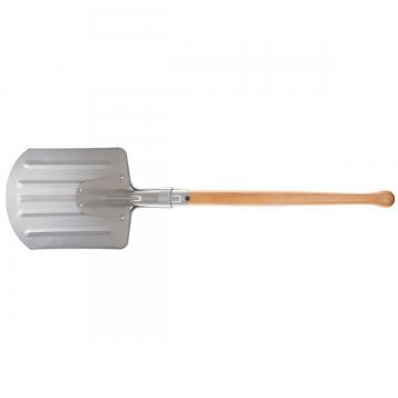 MFH No Snow Shovel Divisible Aluminum / Wood