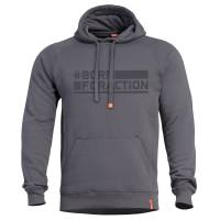 Pentagon Phaeton Hood Sweater - Cinder Grey