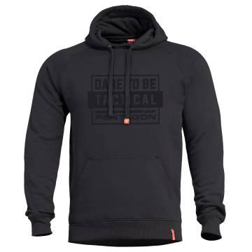 Pentagon Phaeton DT Hood Sweater - Black