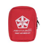 Pentagon Hippokrates First Aid Kit - Red