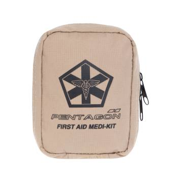 Pentagon Hippokrates First Aid Kit - Coyote
