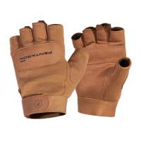 Pentagon Duty Mechanic Half Gloves - Coyote