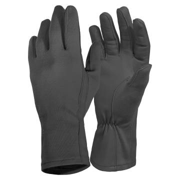 Pentagon Nomex Long Cuff Pilot Glove - Black