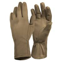 Pentagon Nomex Long Cuff Pilot Glove - Coyote