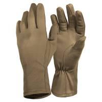 Pentagon Nomex Long Cuff Pilot Glove - Coyote