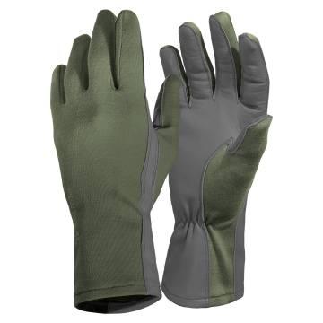 Pentagon Nomex Long Cuff Pilot Glove - Olive