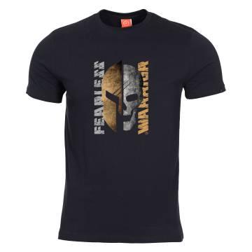 Pentagon Ageron T-Shirt (Fearless Warrior) Black