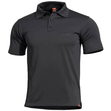 Pentagon Anassa Polo T-Shirt - Black