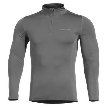 Pentagon Pindos 1/2 Zip Thermal Shirt - Wolf Grey