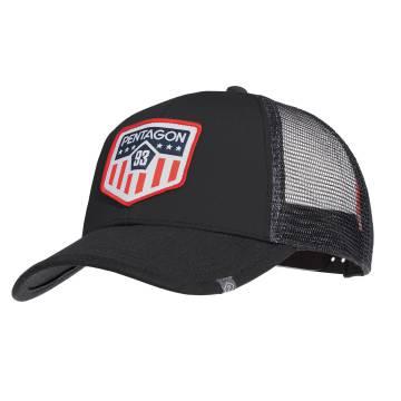 Pentagon Era Trucker Cap (US) Black