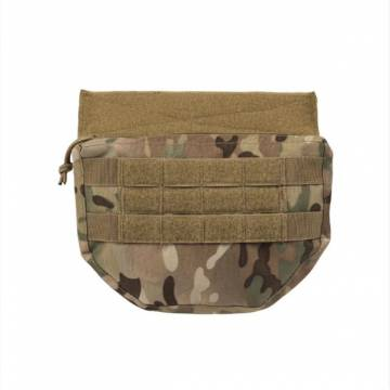 Mil-Tec Drop Down Pouch - Multicam