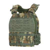 Pentagon Milon Plate Carrier Laser Cut - Greek Lizard