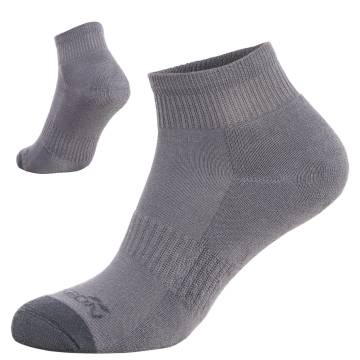 Pentagon Low Cut Socks - Wolf Grey
