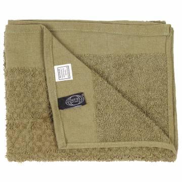MFH BW Terry Towel 90x45cm - Olive