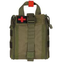 MFH First Aid Pouch SM Molle - Olive
