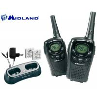 Midland PMR G6 XT Set (New Model)