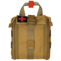 MFH First Aid Pouch SM Molle - Coyote