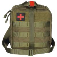 MFH First Aid Pouch LG Molle - Olive