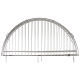 MFH Foldable Round Grill Grate