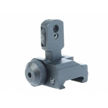 Flip-Up Rear Sight for M4/M16 series
