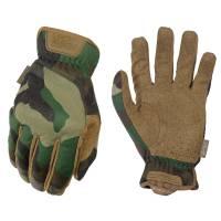 Mechanix Antistatic Fast Fit Gloves - Woodland