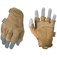 Mechanix M-Pact Fingerless Gloves - Coyote
