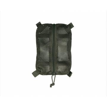 Mil-Tec Mesh Bag w/ Velcro Small - Olive