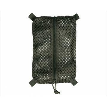 Mil-Tec Mesh Bag w/ Velcro Medium - Olive