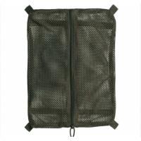 Mil-Tec Mesh Bag w/ Velcro Large - Olive