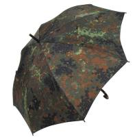 Mil-Tec BW Umbrella Diameter 105cm - Flecktarn