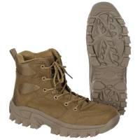 MFH Commando Boots - Coyote