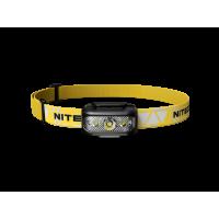 Nitecore Headlamp NU17 Black - 130 Lumens