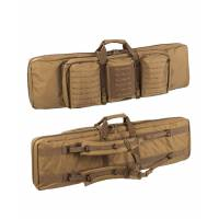 Mil-Tec Rifle Case Double - Coyote