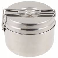 MFH CZ Mess Kit Stainless Steel 3 Parts