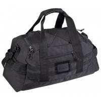 Mil-Tec US Combat Parachute Cargo Bag SM - Black