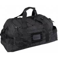 Mil-Tec US Combat Parachute Cargo Bag MD - Black