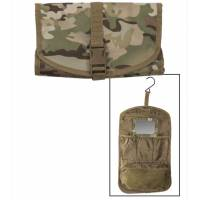 Mil-Tec British Toilet Bag - Multicam