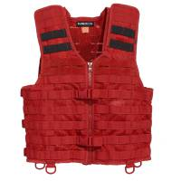 Pentagon Thorax 2.0 Molle Vest - Red